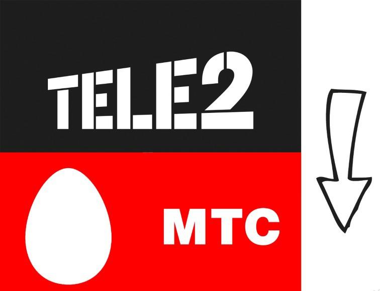Как перечислить деньги с Теле2 на МТС?