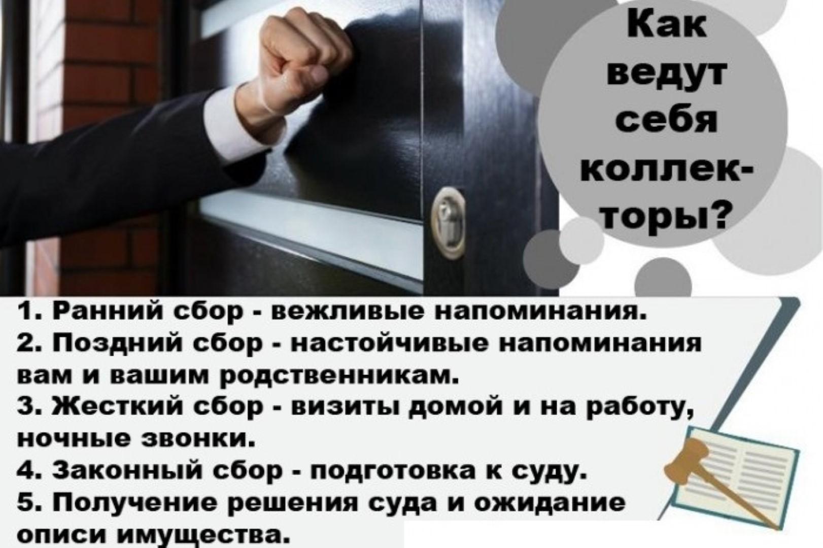 Изображение - Что коллекторы не могут делать при работе с должниками Povedenie-kollektorov